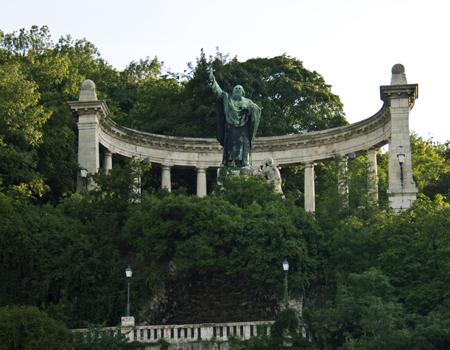 Staty i Budapest